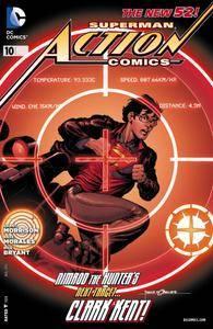 Action Comics 010 2012