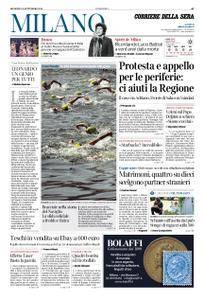 Corriere della Sera Milano – 09 settembre 2018