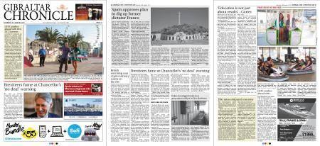 Gibraltar Chronicle – 25 August 2018