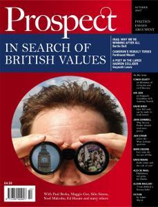 Prospect Magazine - October 2007
