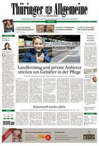 Thüringer Allgemeine Artern - 29. März 2018