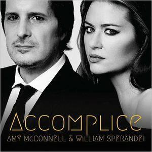 Amy McConnell & William Sperandei - Accomplice (2016)