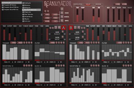 Homegrown Sounds Reanimator v1.1 KONTAKT