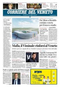 Corriere del Veneto Padova e Rovigo – 18 febbraio 2020