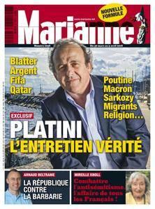Marianne -30 Mars 2018
