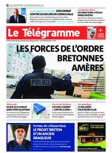 Le Télégramme Ouest Cornouaille – 10 juin 2020