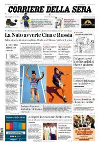 Corriere della Sera - 15 Giugno 2021