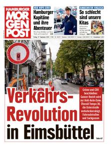 Hamburger Morgenpost – 27. September 2019