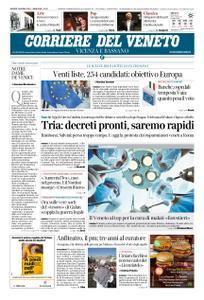 Corriere del Veneto Vicenza e Bassano – 18 aprile 2019