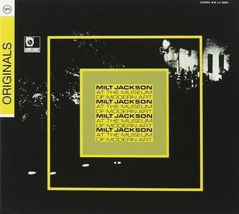 Milt Jackson - Milt Jackson At The Museum Of Modern Art (1965) {Verve Originals rel 2008  B0011221-02}