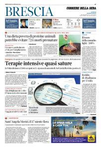 Corriere della Sera Brescia – 20 gennaio 2021