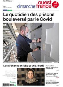 Ouest-France Édition France – 21 février 2021