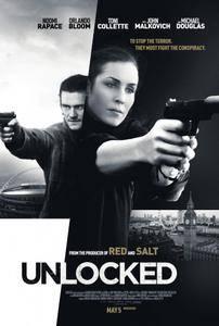 Секретный агент / Unlocked (2017)