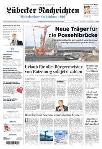 Lübecker Nachrichten Ostholstein Süd - 29. November 2017