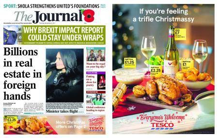 The Journal – November 09, 2017
