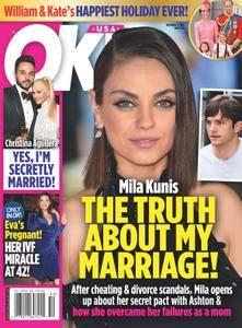 OK! Magazine USA - December 11, 2017