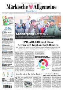 Märkische Allgemeine Dosse Kurier - 02. Januar 2019