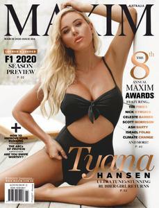 Maxim Australia - March 2020