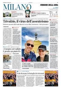 Corriere della Sera Milano – 10 luglio 2020