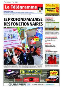 Le Télégramme Concarneau – 10 mai 2019