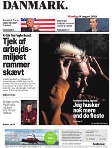 JydskeVestkysten Esbjerg – 19. august 2019