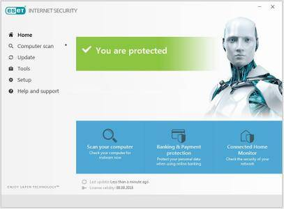 ESET NOD32 Antivirus / Internet Security 11.0.149.0