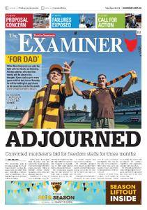 The Examiner - March 9, 2018