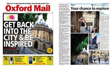 Oxford Mail – August 10, 2020