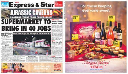 Express and Star City Edition – November 30, 2017