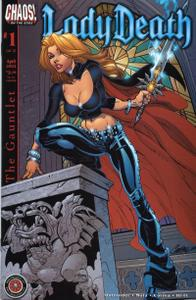 Lady Death The Gauntlet 01