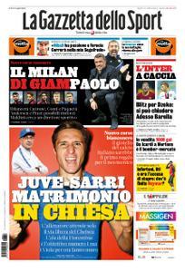 La Gazzetta dello Sport Roma – 04 giugno 2019