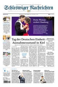Schleswiger Nachrichten - 30. September 2019