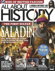 All About History - March 2021