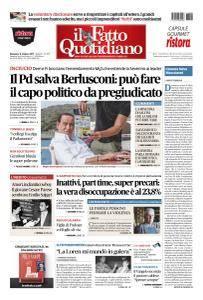 Il Fatto Quotidiano - 8 Ottobre 2017