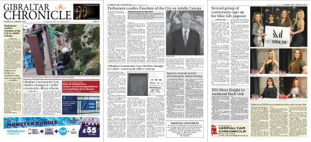 Gibraltar Chronicle – 22 February 2020
