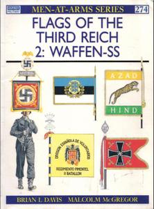 """Men at arms 274 """"Flags of the Third Reich - Waffen SS"""""""