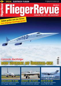 FliegerRevue - August 2021