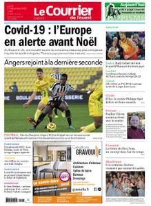 Le Courrier de l'Ouest Cholet – 21 décembre 2020