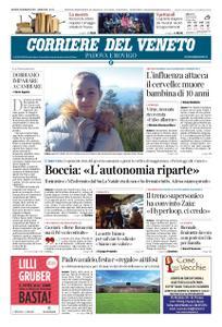 Corriere del Veneto Padova e Rovigo – 30 gennaio 2020