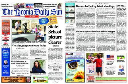 The Laconia Daily Sun – August 28, 2018