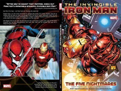 Invincible Iron Man Vol 1The Five Nightmares 2008 Digital TPB