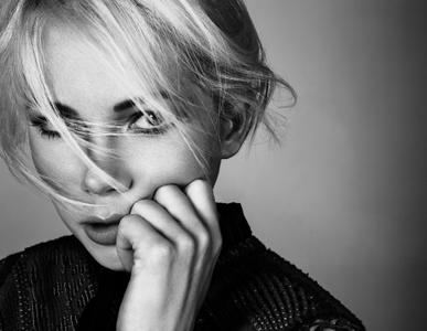 Michelle Williams by Damon Baker for Madame Figaro January 30, 2015