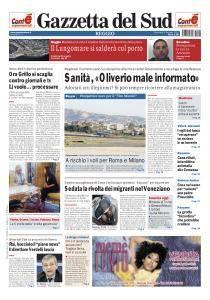 Gazzetta del Sud Reggio Calabria - 4 Gennaio 2017