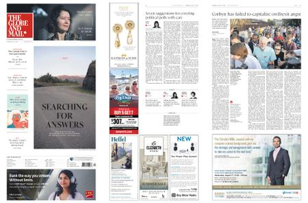 The Globe and Mail – July 27, 2019