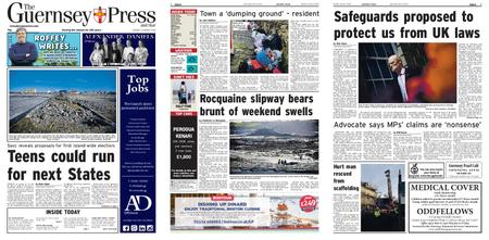 The Guernsey Press – 12 March 2019
