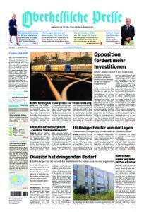 Oberhessische Presse Marburg/Ostkreis - 11. September 2019