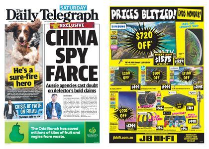 The Daily Telegraph (Sydney) – November 30, 2019