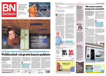 BN DeStem - Bergen op Zoom – 21 november 2018