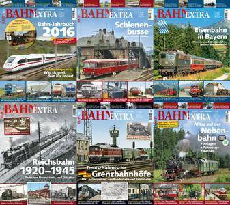 Bahn Extra - 2016 Full Year Issues Collection