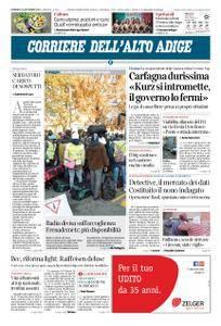 Corriere dell'Alto Adige – 16 settembre 2018
